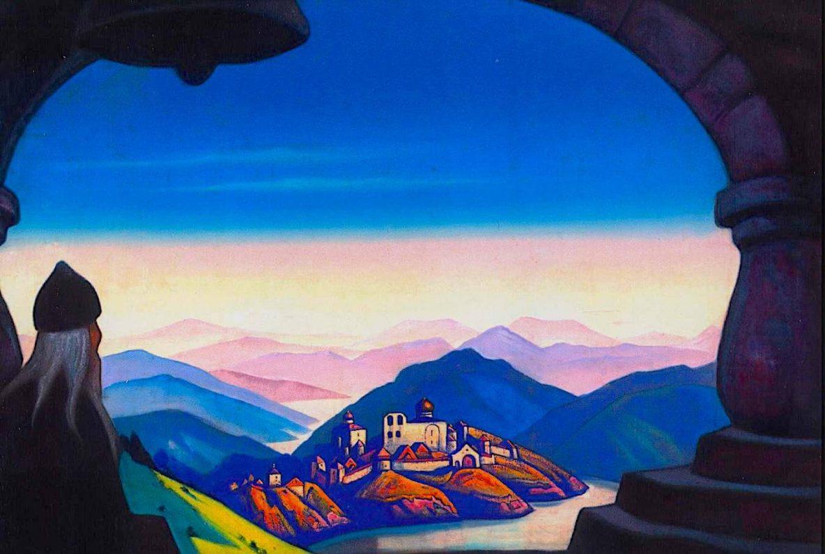 Roerich Slavic Land