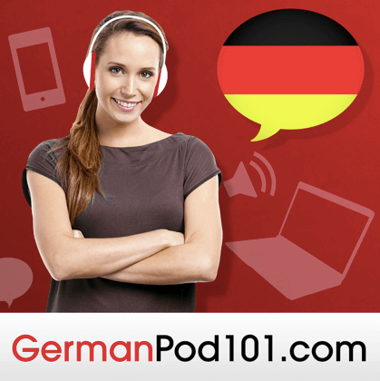 Woman user of Germanpod101